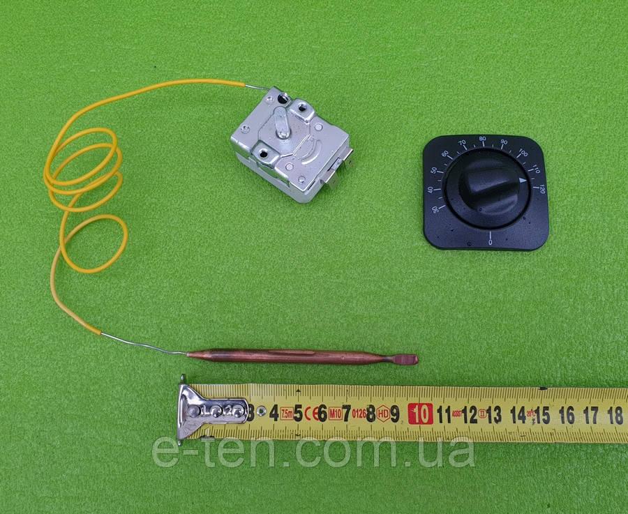 Термостат капиллярный tecasa NT-237 DO / Tmax = 120°C / 16А / 400V / L=70см (2 контакта)   Tecasa, Испания