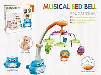 Музична Карусель на ліжечко (мобіль музична)
