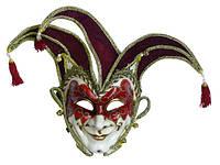 Венецианская маска ручной работы - замечательный подарочный сувенир