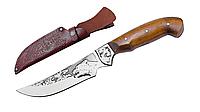 Нож охотничий ГОЛОВА МЕДВЕДЯ