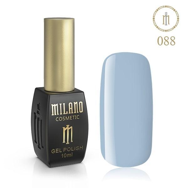 Гель лак MILANO 10ml № 001 (Персиковий)