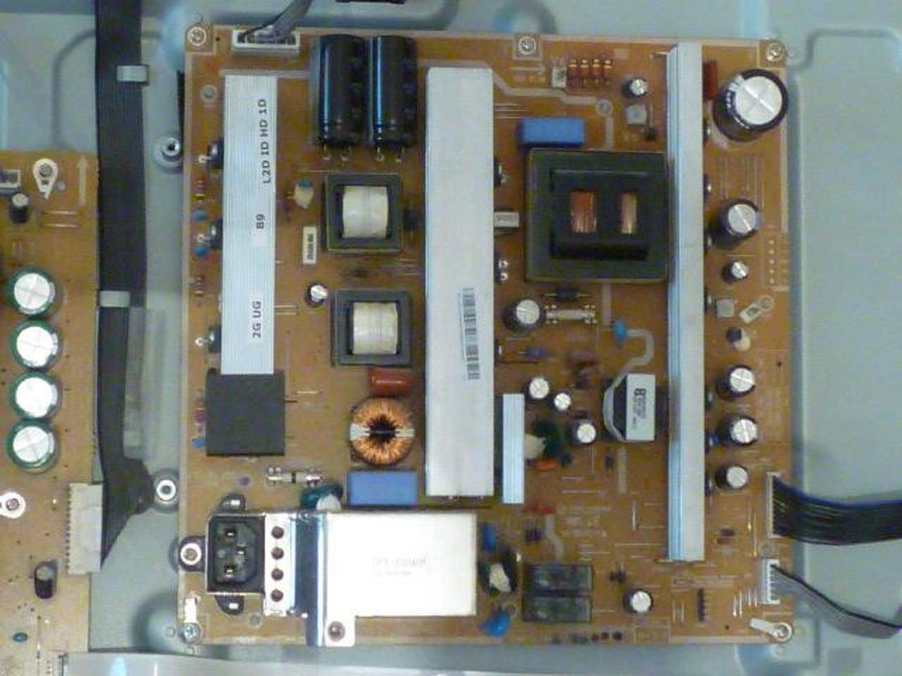 Блок живлення BN44-00330B Rev 1.0 від PDP ТЕЛЕВІЗОР Samsung PS50C530C1W