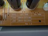 Блок живлення BN44-00330B Rev 1.0 від PDP ТЕЛЕВІЗОР Samsung PS50C530C1W, фото 3