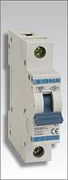 Автоматический выключатель автомат 4 А ампера Европа однофазный однополюсный В B характеристика