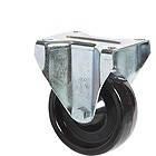"""Термостойкие колеса для печей с неповоротной крепежной панелью """"Norma Term"""", из фенола"""