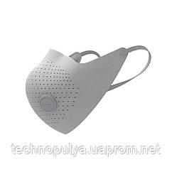 Захисна маска/респіратор AirWear AirPoP з 2 змінними фільтрами Grey (JMAirPoPGrey)