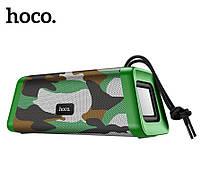 Портативная акустическая стерео Bluetooth колонка Hoco BS35
