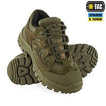 M-Tac кросівки зимові тактичні Leopard R Winter олива, фото 2