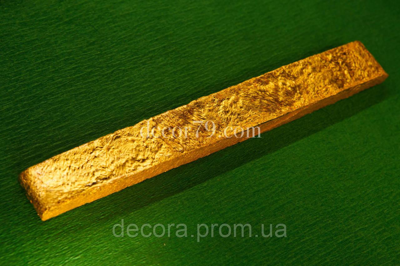 Золоченая терракотовая плитка Plinfa