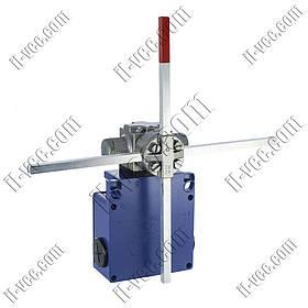 Крестообразный концевой выключатель XCKMR54D2, 2NC, 3A, 250V