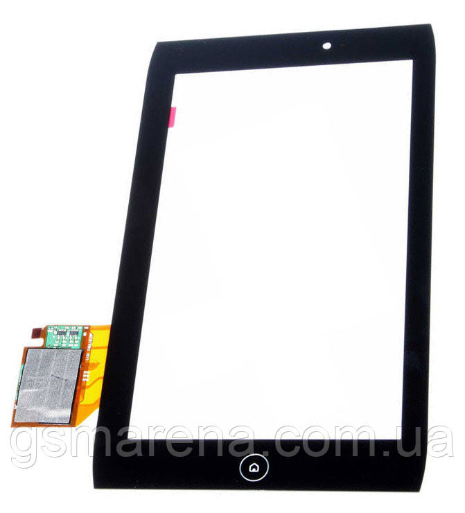 Тачскрин сенсор Acer A100 Tab Черный