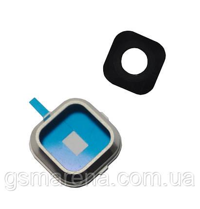 Стекло камеры Samsung A500 A5 Белый, фото 2