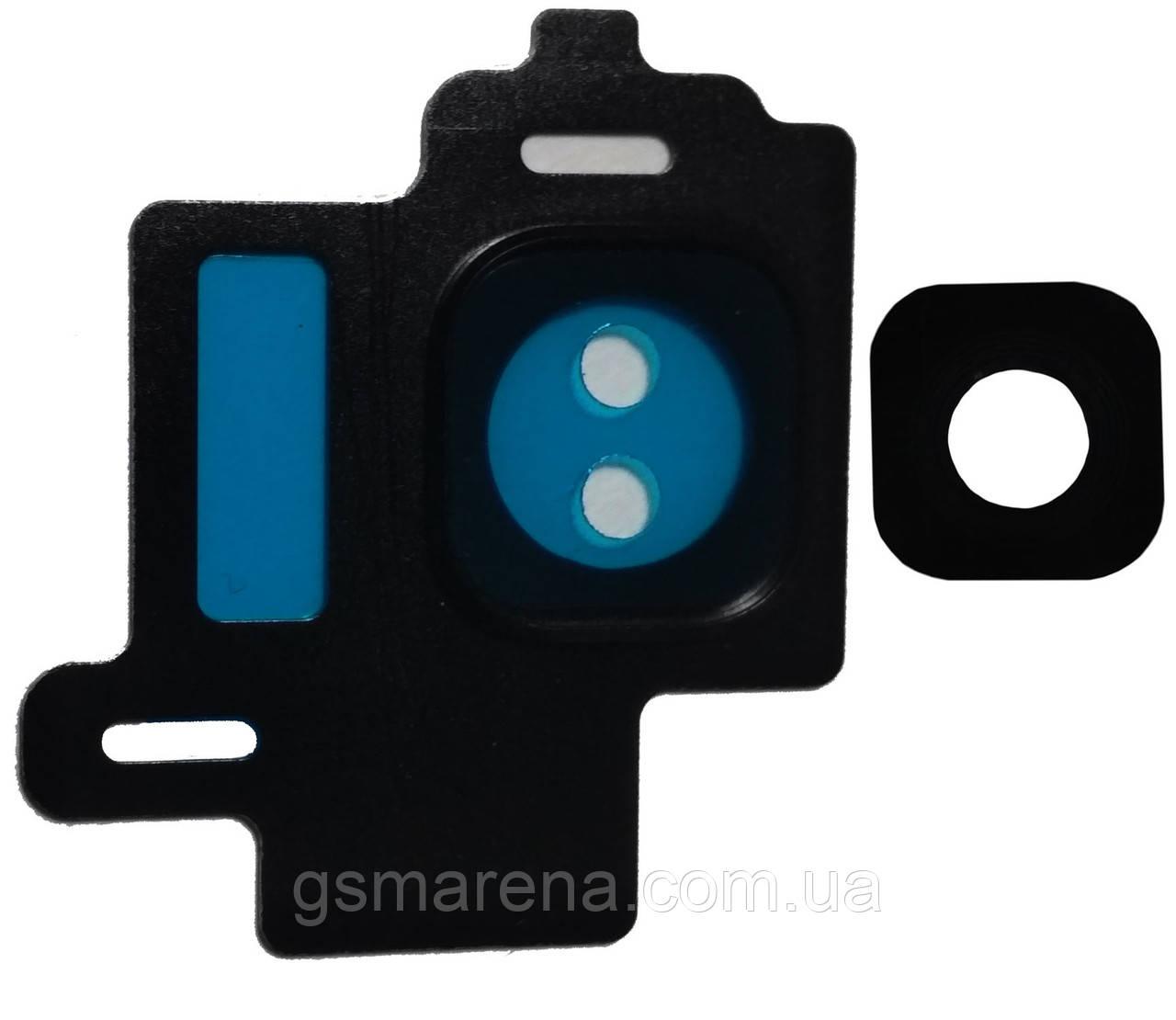 Стекло камеры Samsung S8 G950 Черный