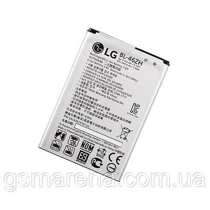 Аккумулятор LG K7 X210, K8 K350 (BL-46ZH), фото 2