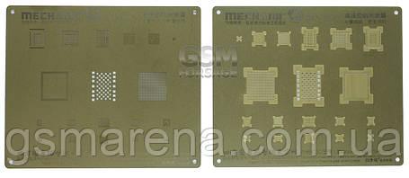 Трафарет BGA Mechanic A8 Apple iPhone 6, iPhone 6 Plus, фото 2