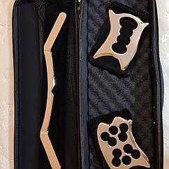 Набір блейдів 3шт в сумці та чохлах