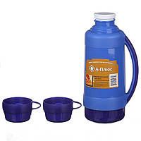 Термос со стеклянной колбой A-PLUS 1.8 литра