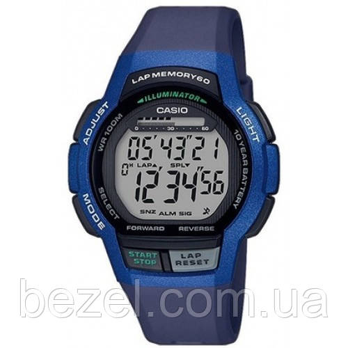 Мужские часы Casio WS-1000H-2AVEF