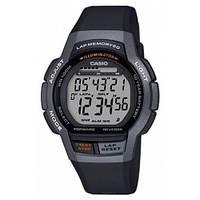 Чоловічі годинники Casio WS-1000H-1AVEF