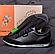Чоловічі шкіряні кросівки Lacoste Lerond репліка, фото 2