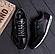 Чоловічі шкіряні кросівки Lacoste Lerond репліка, фото 3