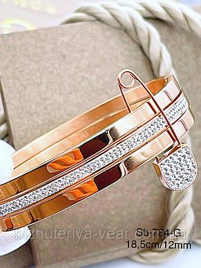 БРАСЛЕТ STAINLESS STEEL, фото 2