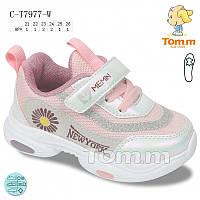 Кросівки дитячі Tom.m для дівчинки р21-26 ( код 7977-00)