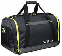 Спортивная сумка 45L Always Wild, Польша SSNG45 черная, фото 1