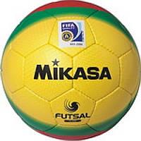 Мяч футзал №4 Ламин. PU MIKASA FL450 (сшит вручную)