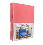 Махровая простынь на резинке 160*200 с наволочками Разные цвета RoYan Турция, фото 8