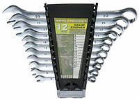 Набор ключей Автотехника в пластиковом холдере 12 шт 101120-К