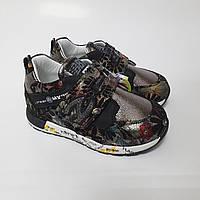 Кросівки з супінатором Bebetom 70.96.043 20 Чорні+різнокольорові