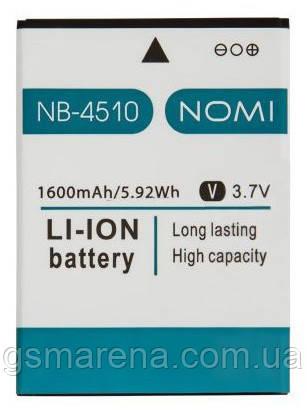 Аккумулятор Nomi NB-4510, i4510, фото 2