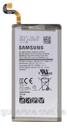 Аккумулятор Samsung G955F S8 Plus (EB-BG955ABE), фото 2