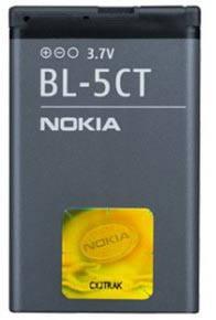 Аккумулятор Nokia BL-5CT, фото 2