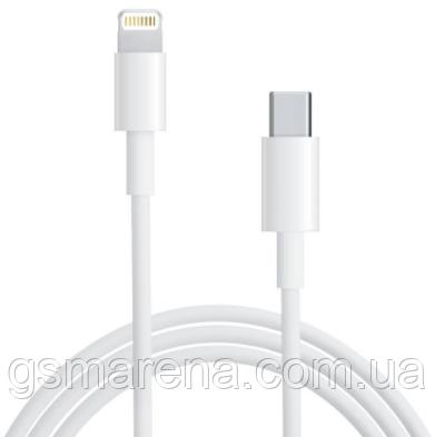 Кабель Combo Type-C - Lightning Apple iPhone 1m Оригинал