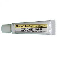 Теплопроводный клей, термопроводящий GD9980 85г