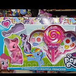 Набір дитячої косметики 2 ярусу Поні
