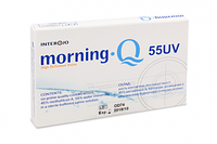 Контактные линзы Morning Q 55UV, фото 1