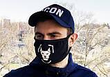 Защитная маска Miracle Armor black, фото 3