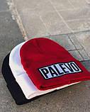 Шапка чорна PALEVO, фото 2
