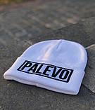 Шапка чорна PALEVO, фото 3