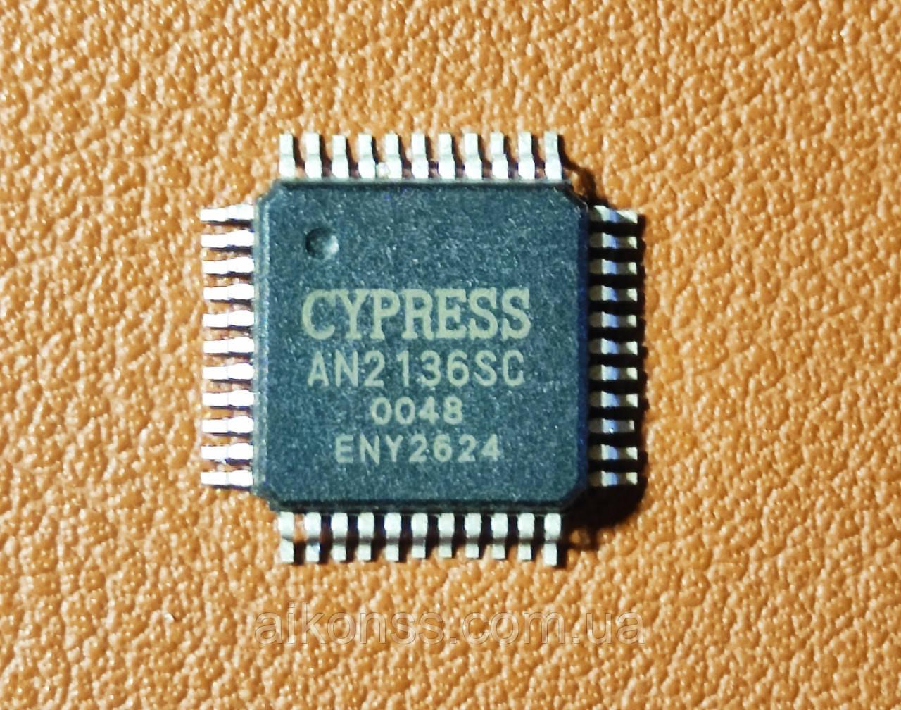 CYPRESS AN2136SC USB CAN CLIP