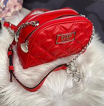 Жіноча сумка Guess Bag червона
