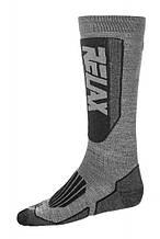 Шкарпетки лижні Relax Extreme RS032B Black-Grey