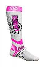 Лижні Шкарпетки Lange LKDWX01 42-44 White-Pink