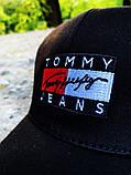 Кепка Tommy Hilfiger classic black, фото 3