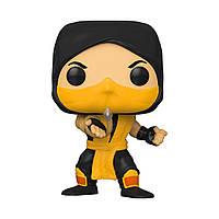 """FUNKO POP! Оригінал - Ігрова фігурка серії """"Mortal Kombat"""" - SCORPION"""