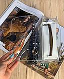 Женская сумка прозрачная белая, фото 2