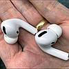 Беспроводные Bluetooth наушники для iPhone AirPods Pro люкс копия 1 в 1, наушники для айфона Аирподс Про Топ, фото 4